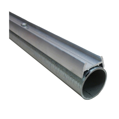 16 Gauge Pipe Roll Bar With Cap For Curtain and #12 Tek Screws