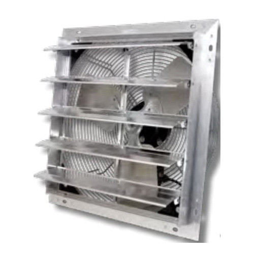 12 Inch Variable Speed 1/10 HP Exhaust Fan