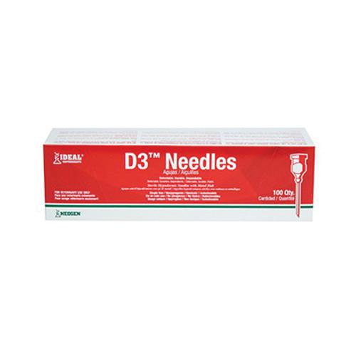 Ideal® D3™ Needle - 18 Gauge x 3/4 Inch