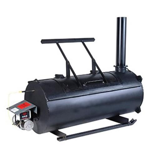 Burn-Easy 30-2W Heat Lined Incinerator, 400 lb, 75 to 100 lb/hr, LP, Steel