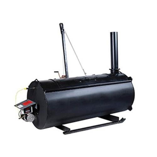 Burn-Easy 367-1 Heat Lined Incinerator, 700 lb, 75 to 100 lb/hr, LP, Steel
