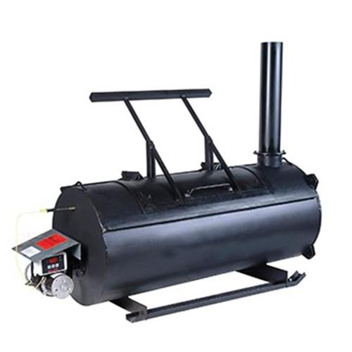 Burn-Easy 37-1 Heat Lined Incinerator, 500 lb, 75 to 100 lb/hr, LP, Steel