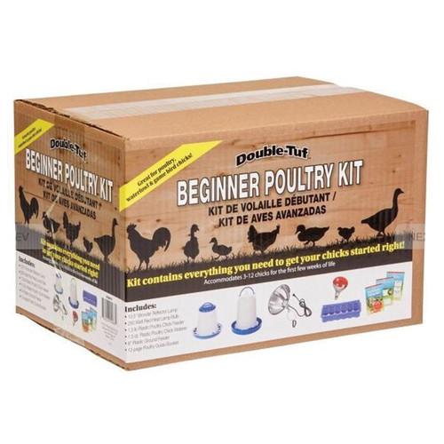 Double-Tuf® Beginner Poultry Kit