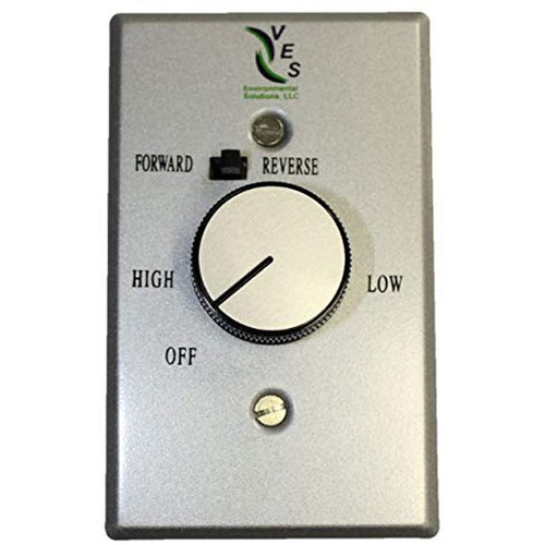 VES Environmental™ Variable Speed Controller, 5 A, 120 VAC, 3 Fans/Control