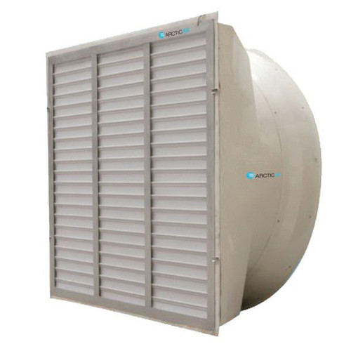 Arctic Air® Fiberglass 72 Inch 3 Phase Belt Drive Tunnel Fan