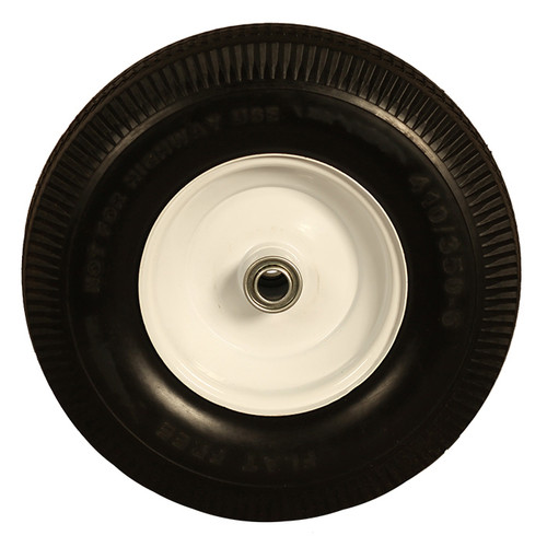 Foam Filled Pneumatic Solid Front Tire, For Use With Generation II Sow Cart