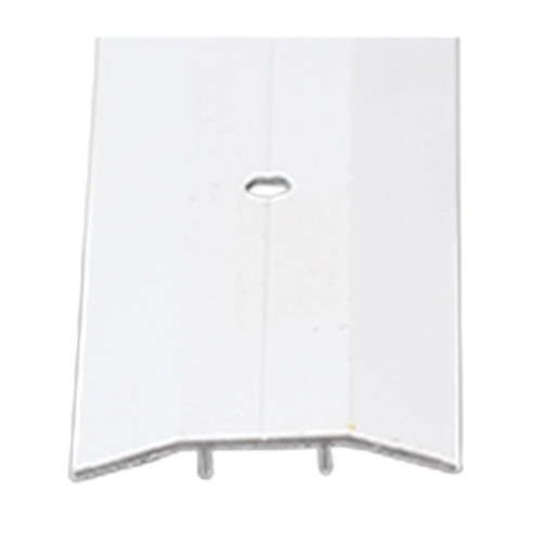 8 Ft Aluminum Batten Strip White