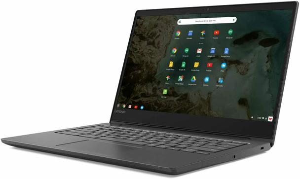 "Lenovo Chromebook S340-14 Celeron Dual-Core N4000 1.1GHz 64GB eMMC 4GB 14"" (81TB000DUS-LCR)"