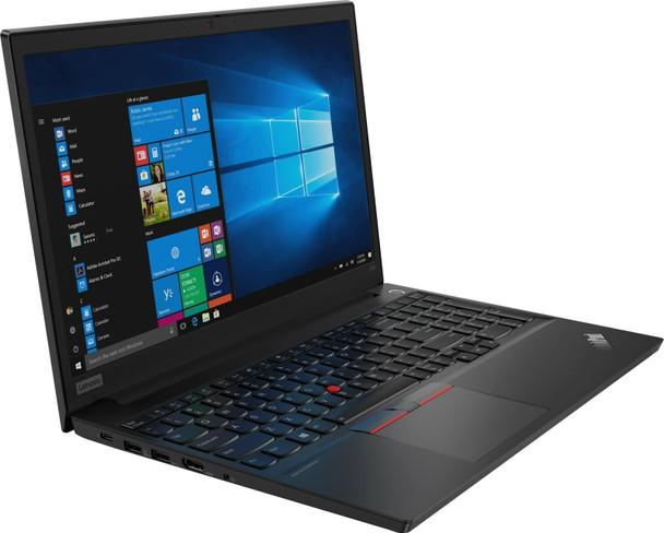 """Lenovo ThinkPad E15 Core i5-10210U 1.6GHz 256GB SSD 8GB 15.6"""" BLACK FP Reader (20RD005HUS)"""