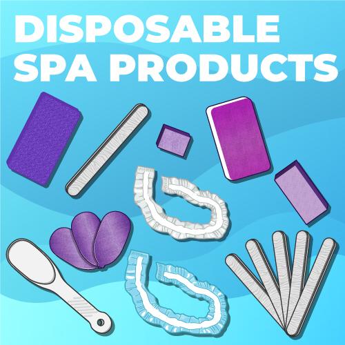 Disposable Spa   KND Nail Supply
