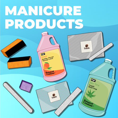 Manicure Products   KND Nail Supply