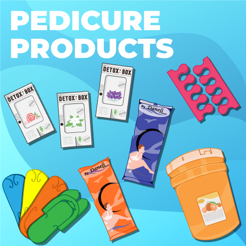 Pedicure Products   KND Nail Supply