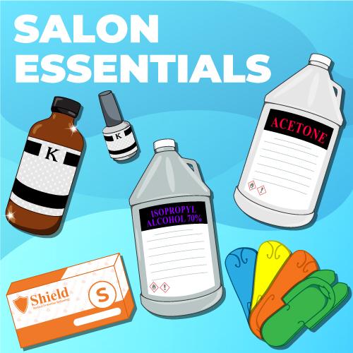 Salon Essentials   KND Nail Supply