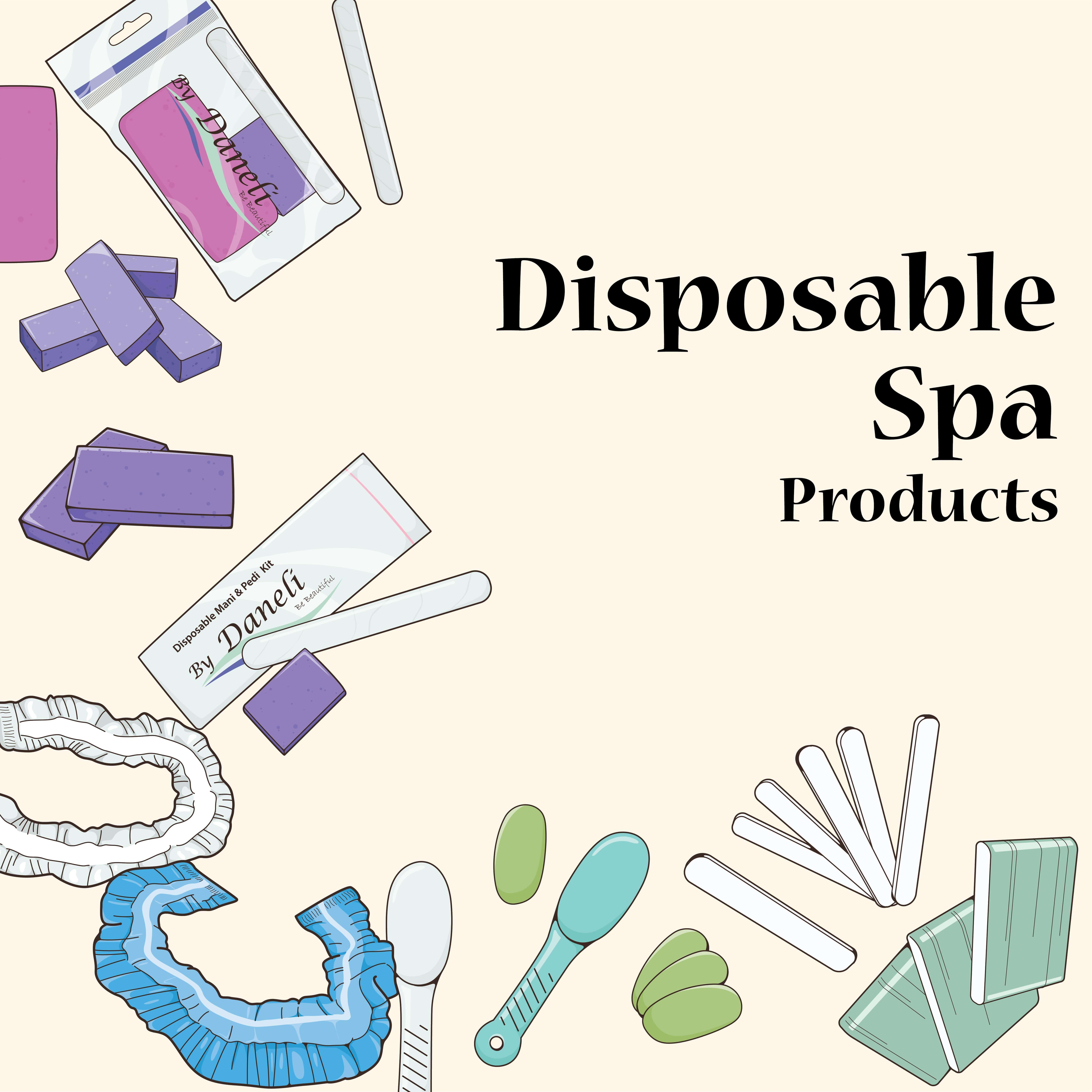 Disposable Spa | KND Nail Supply