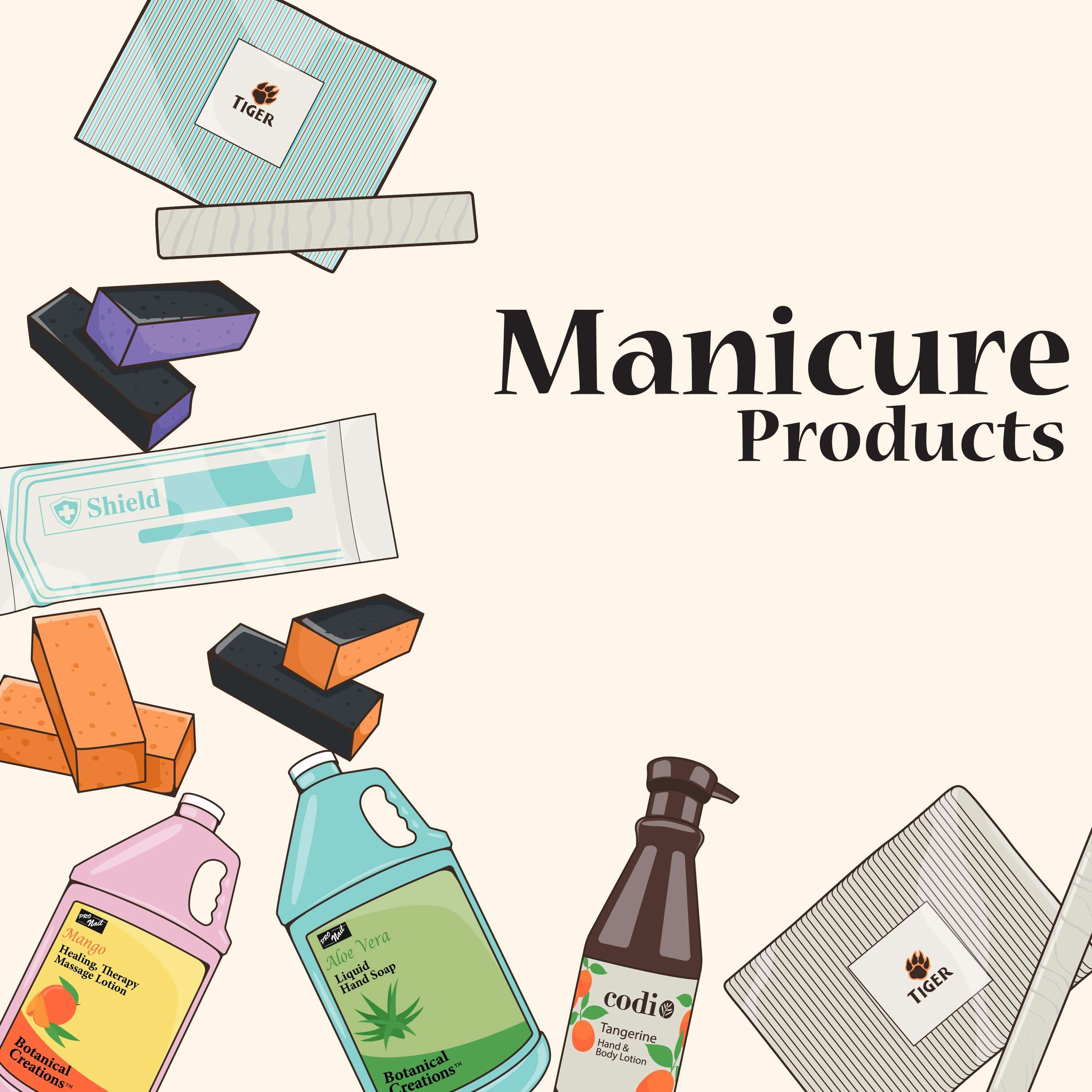 Manicure Products | KND Nail Supply