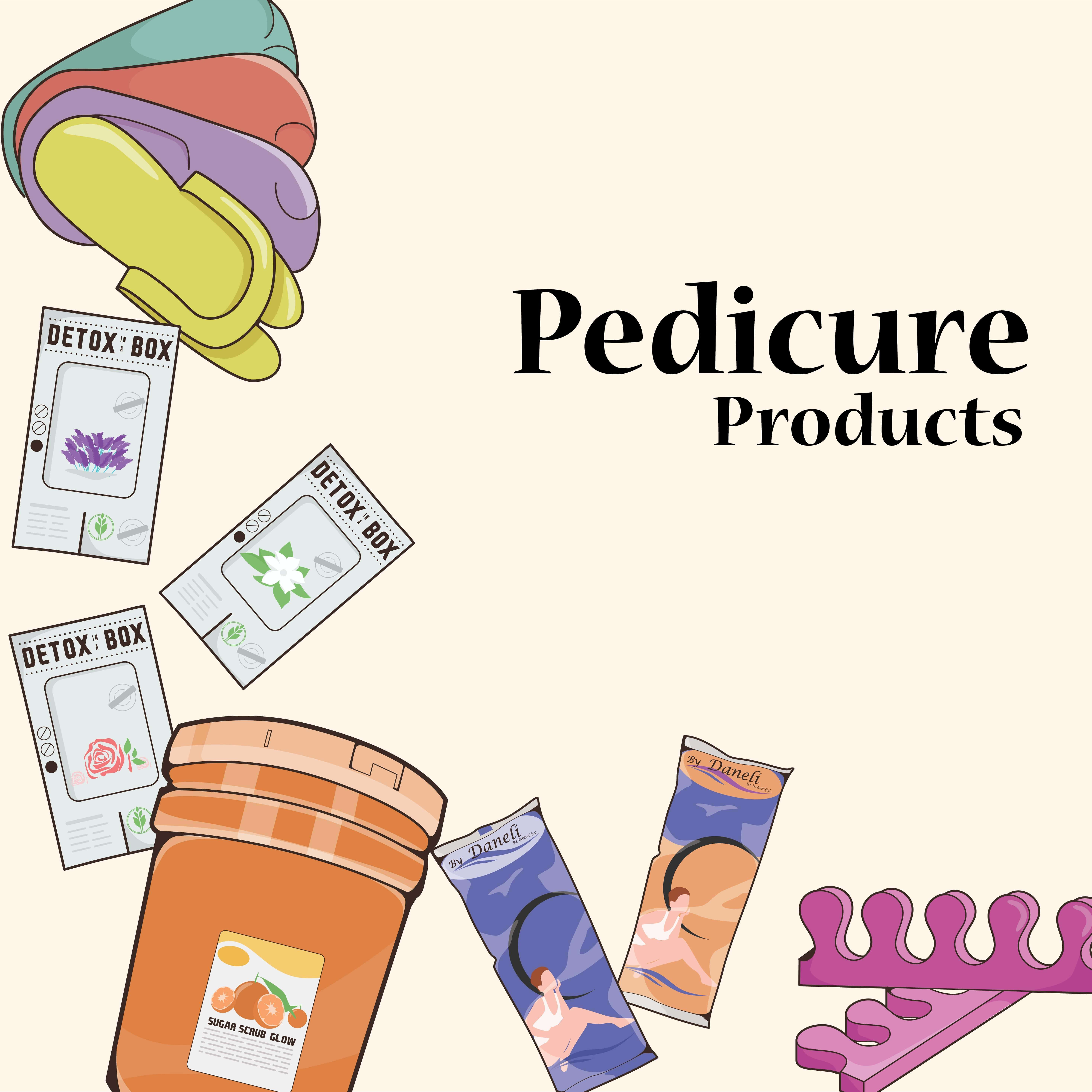 Pedicure Products | KND Nail Supply