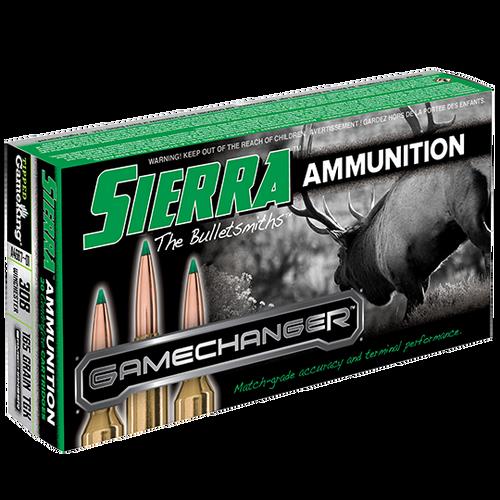 Sierra Gamechanger .308 Winchester 165GR, 20RD