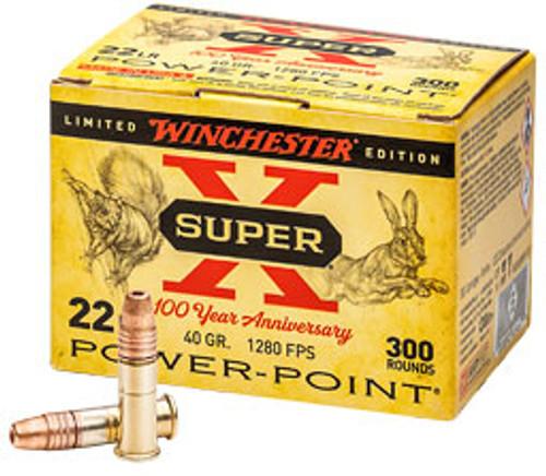 WinchesterSuperX 22LR PP 300RD