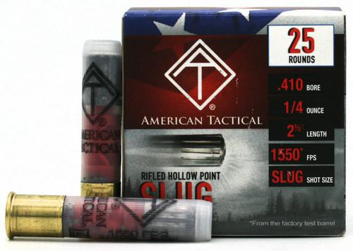 American Tact .410 Slug 25RD