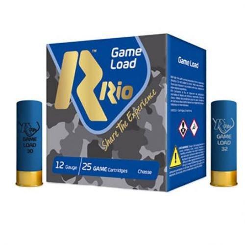 Rio 12GA 2 3/4, 1330 fps 1 1/4 oz. 1330FPS, #6 25 RD Per box 10 Box/Case 250 Per Case