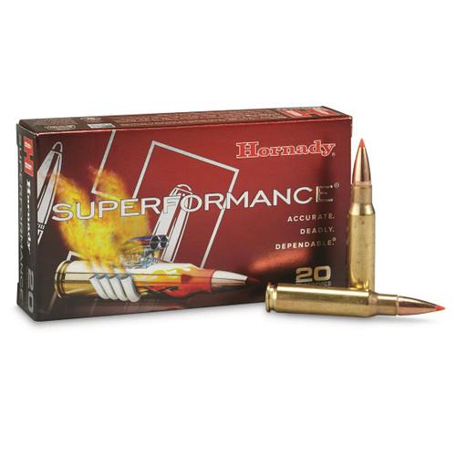 Hornady Superformance 308 Win, 165GR SST 20 RD Per Box