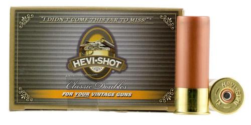 """Hevi-Shot CL 12GA 2 3/4"""", 1 1/8oz, 1150FPS, #4 10 RD Per Box"""