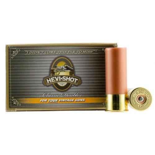 """Hevi-Shot CL 12GA 2 3/4"""", 1 1/8oz, 1150FPS #6 10RD Per Box"""