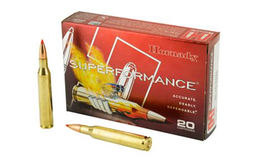 Hornady Superformance .25-06 Remington 117GR SST, 20RD