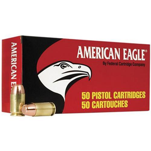 Federal American Eagle .40 S&W 180GR FMJ, 50RD