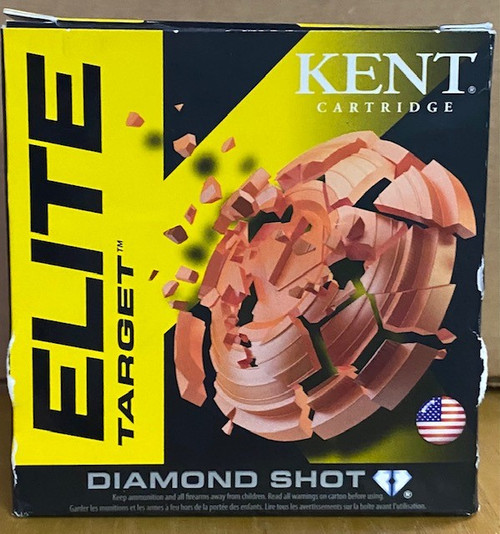 "Kent Elite Pro Target 20GA 2 3/4"", 7/8oz. 1200FPS, #7.5, 25 RD/Box, 10 Box/Case, 250RD/Case"