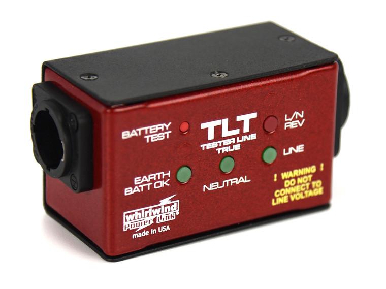 Whirlwind TLT True1 Power Cord Tester