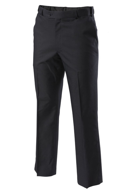 Yakka Permanent  Press Plain Front Poly Viscose Pant with Teflon and Supercrease in Midnight