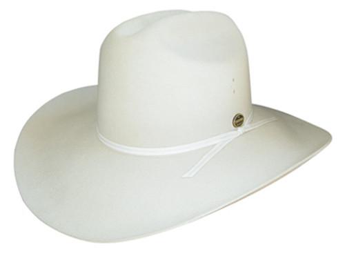 Statesman Serpentine Hat in Woodsmoke (7x Beaver)