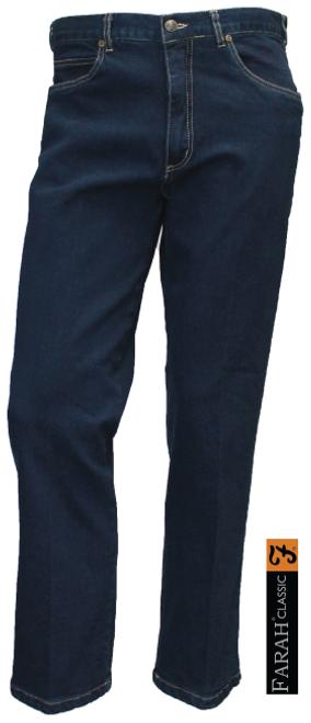 Farah Mens Hunter Denim Jeans