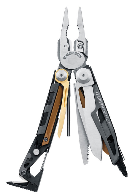 Leatherman MUT in Silver - With Molle Sheath
