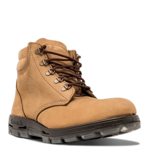 Redback Alpine Soft Toe Lace-up Boot Brown UACH