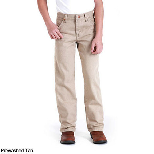 Wrangler Denim Junior Regular Fit Sizes 1-7 13MWJTN