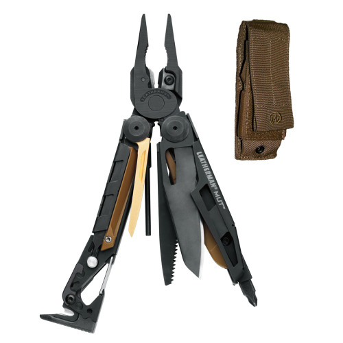 Leatherman MUT in Black - With Molle Sheath