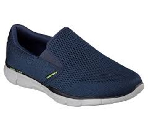 Skechers Men's Equalizer Double Play Navy