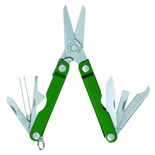 Leatherman Micra Green with Box