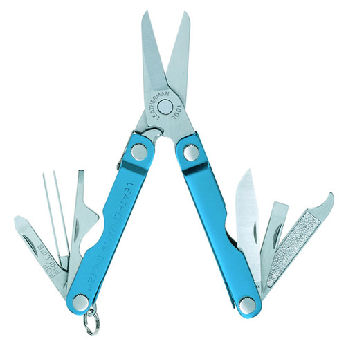 Leatherman Micra Blue with Box
