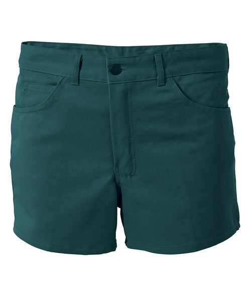 King Gee K07810 Classic Drill Shorts in Green