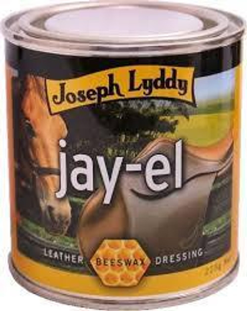 JL Bees Wax Leather Dressing 225g Pot