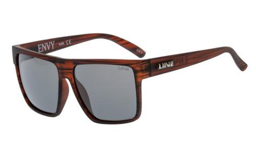 Liive Sunglasses Envy Polarised Black Wood