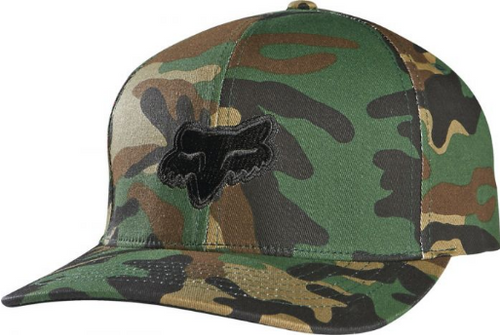 Fox Legacy FF Hat in Camo