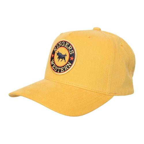 Ringers Western Drover Baseball Cap Amber
