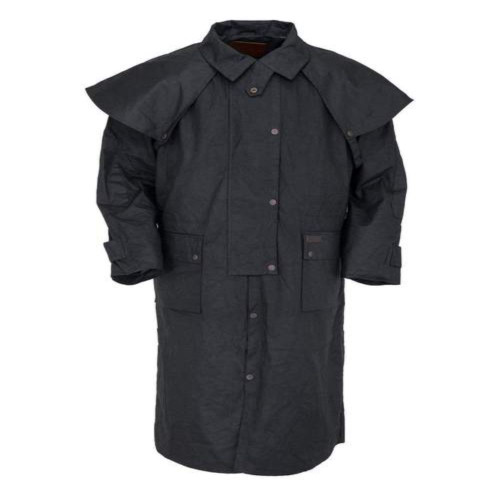 Outback Trading Company 2042 Low Rider Coat Black