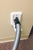Central Vacuum Accessory Package Including CT20QD Electric Power Nozzle & 35 Foot Direct Connect Total Control Hose