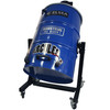 Ercules Bulk Liquid or Dry Material Collection Two Motor 45 Gallon HEPA Commercial Wet-dry Vacuum with Accessories