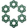 EarlyGrow Wigwam Plant Stake Connectors, 6-Pack